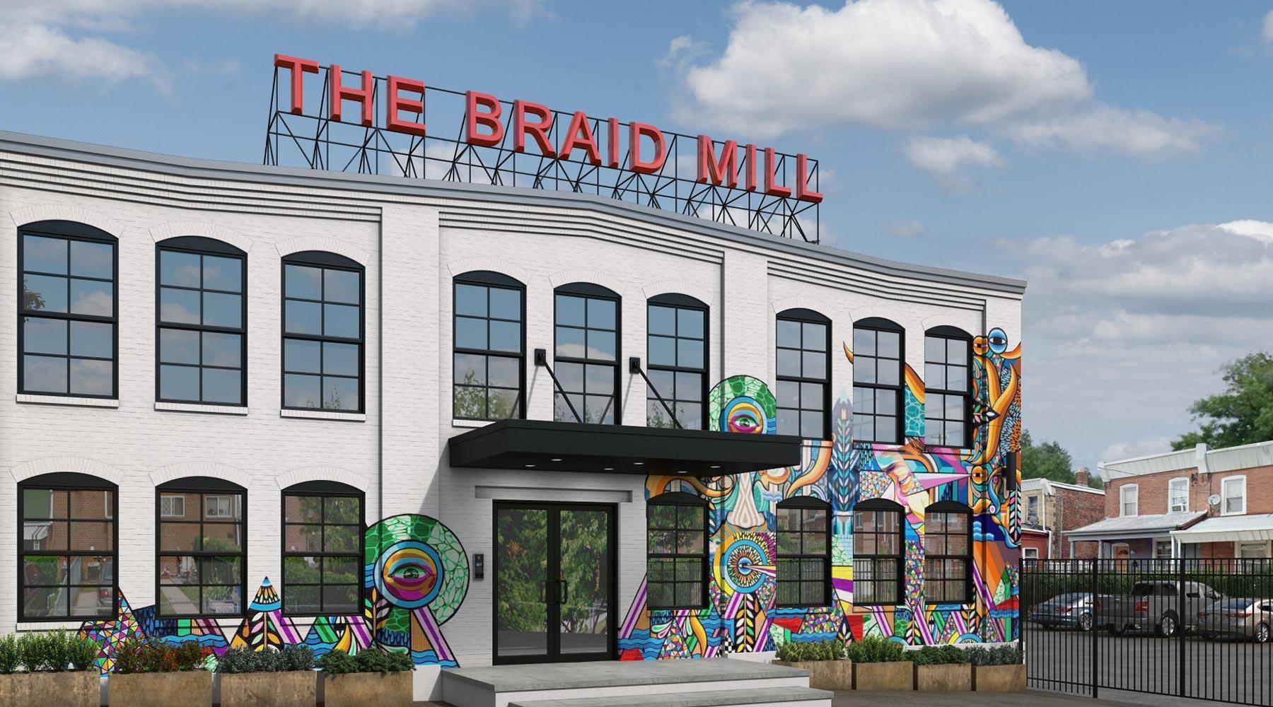 The Braid Mill